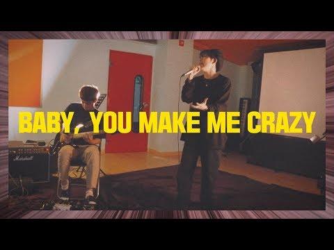 [LIVE] BABY, YOU MAKE ME CRAZY - Sam Smith (with 권아영) | CLOCK Ver. |