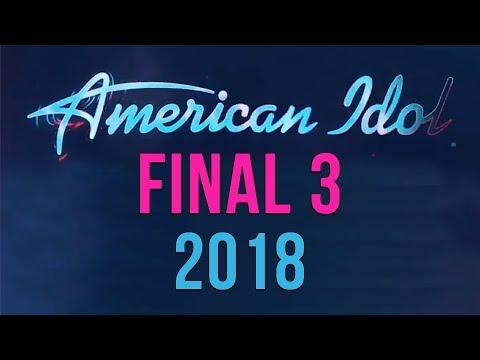 Final Final American Idol 3 MUSIM MUSIM 16   American Idol 2018