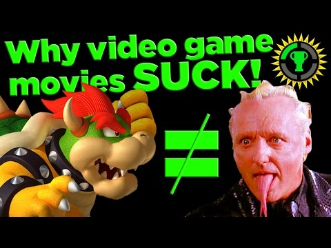 Thumbnail: Game Theory: Why Video Game Movies SUCK!