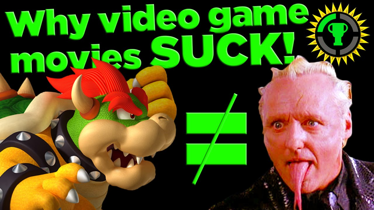 Why video games have to be