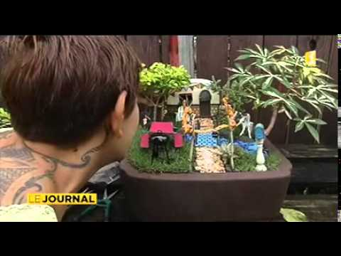 Jardins Miniatures les jardins miniatures de dominique picard - youtube