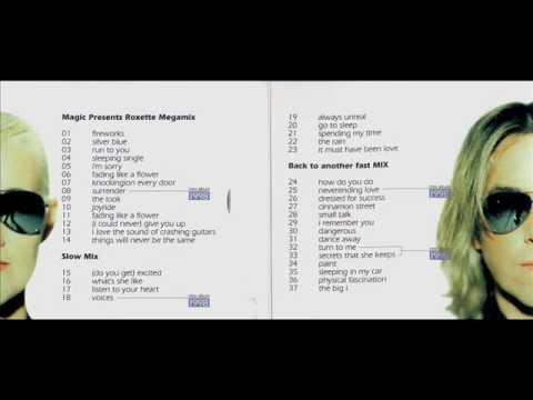 Roxette - In the Mix (Magic Dance) White Label