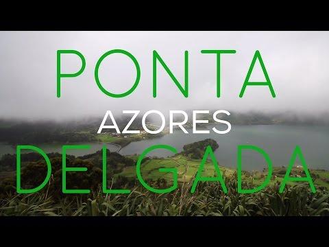 TRAVEL VLOG - PONTA DELGADA