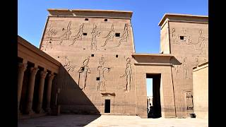 Egypt 2018/06, Asuán - chrám Philae, Philae Temple, FOTO SLIDESHOW
