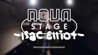 Isac Elliot - New Way Home (Live Radio Nova, Finland)