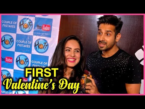 Pooja Banerjee And Kunal Verma Talks About their First Valentine Day After Marriage - Exclusive