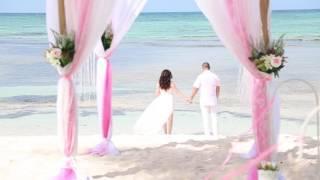 Свадебная церемония в Доминикане (Пунта Кана)(, 2016-06-27T21:05:32.000Z)