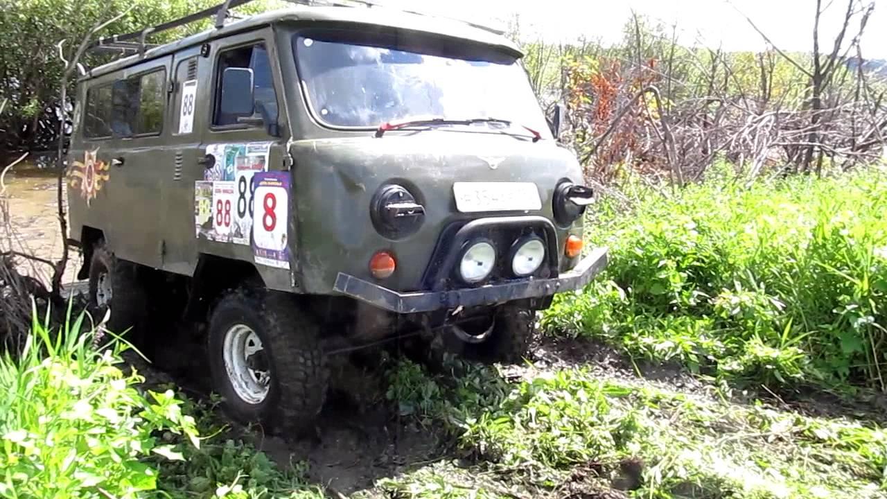 УАЗ Буханка 3962