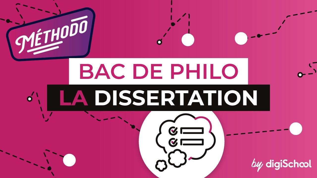Comment faire une bonne dissertation de philo