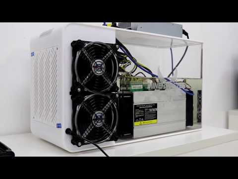 MinerMaster PRO-A Immersion Cooling For Crypto Mining Setup (English)