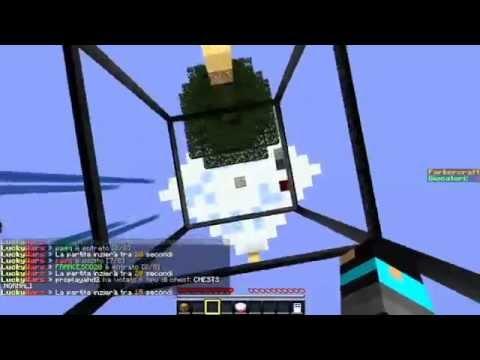Minecraft multigiocatore E1 server Parckercraft
