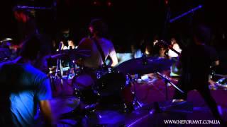 Toundra - 1 - Ara Caeli - Live@Bingo, Kiev - Astral4 [05.09.2013]