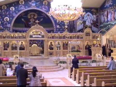 April 30, 2016 Holy Saturday Vesperal Liturgy