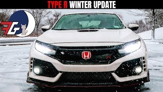 I STOPPED Driving my Honda Civic Type R (FK8) this Winter | HERE'S WHY!