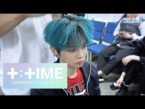 [T:TIME] YEONJUN's special hairstyle - TXT (투모로우바이투게더) thumbnail