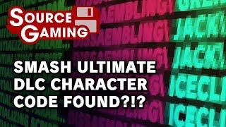 RUMOR: New Data for Smash Ultimate DLC Characters Found?!?
