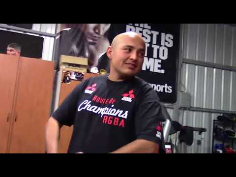 team mikey garcia will rafa get his tattoo fixed this camp EsNews Boxing
