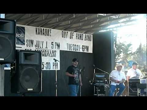 LaPine Oregon's Frontier Days Karaoke
