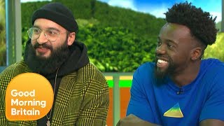 Rak-Su's Mustafa and Ashley on Myles' I'm a Celeb Journey So Far | Good Morning Britain