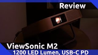 Viewsonic M2 Review (2020)