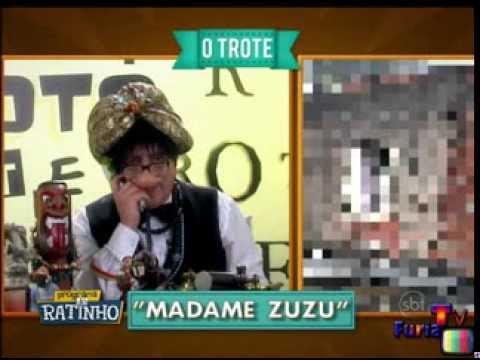 Trote do Santos - Madame Zuzu