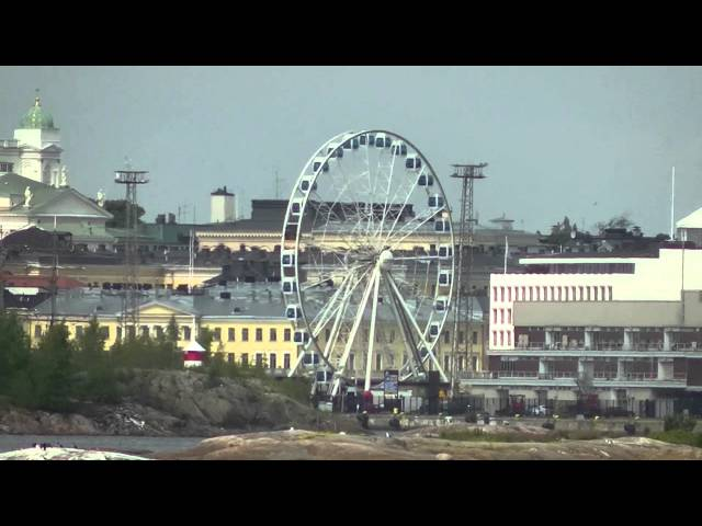 Панорама на Хелзинки
