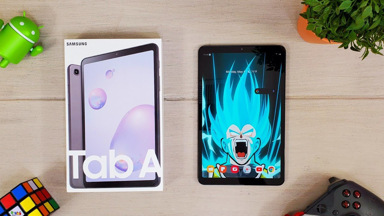 Samsung Galaxy Tab A 8 4 2020 Review Youtube