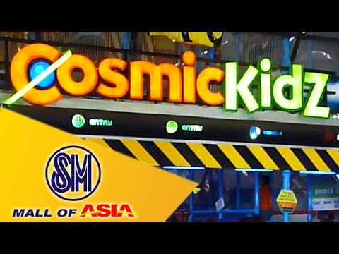 COSMIC KIDZ  ★ SM Mall of Asia MOA   ★ Philippines Attraction for Kids