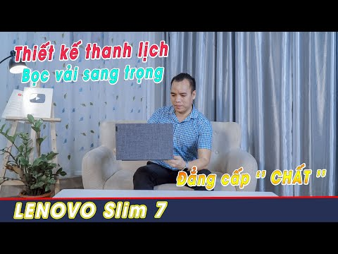 Đánh Giá Chất Lượng Laptop Lenovo IdeaPad Slim 7