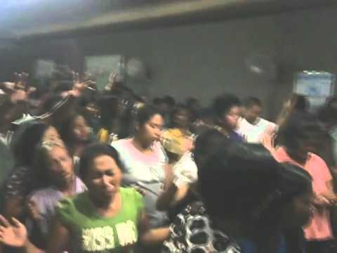 Holy Spirit rain in the Philippines