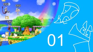 Super Smash Bros. Ultimate - Part 1 - From Grumble Beginnings