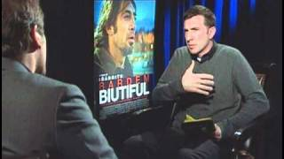 Biutiful - Exclusive: Javier Bardem Interview