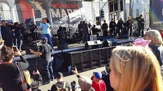"""Women's March LA 2018 Keala Settle """"This is Me"""""""