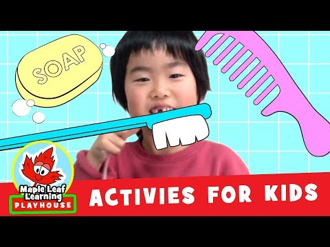 Wash Up Activity | Maple Leaf Learning Playhouse