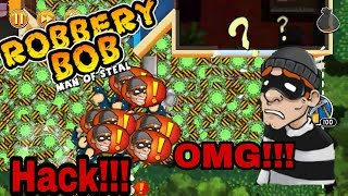 Robbery Bob Hack: Pranking Police VS 200 Teleport Mine
