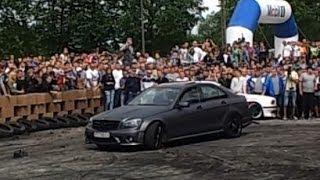 Auto Moto Show Skaryszew 2014: C63 AMG + Polonez