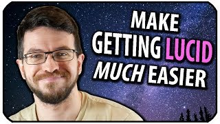 Get Lucid MUCH Easier by Doing These 3 Things. (Lucid Dreaming Tips)