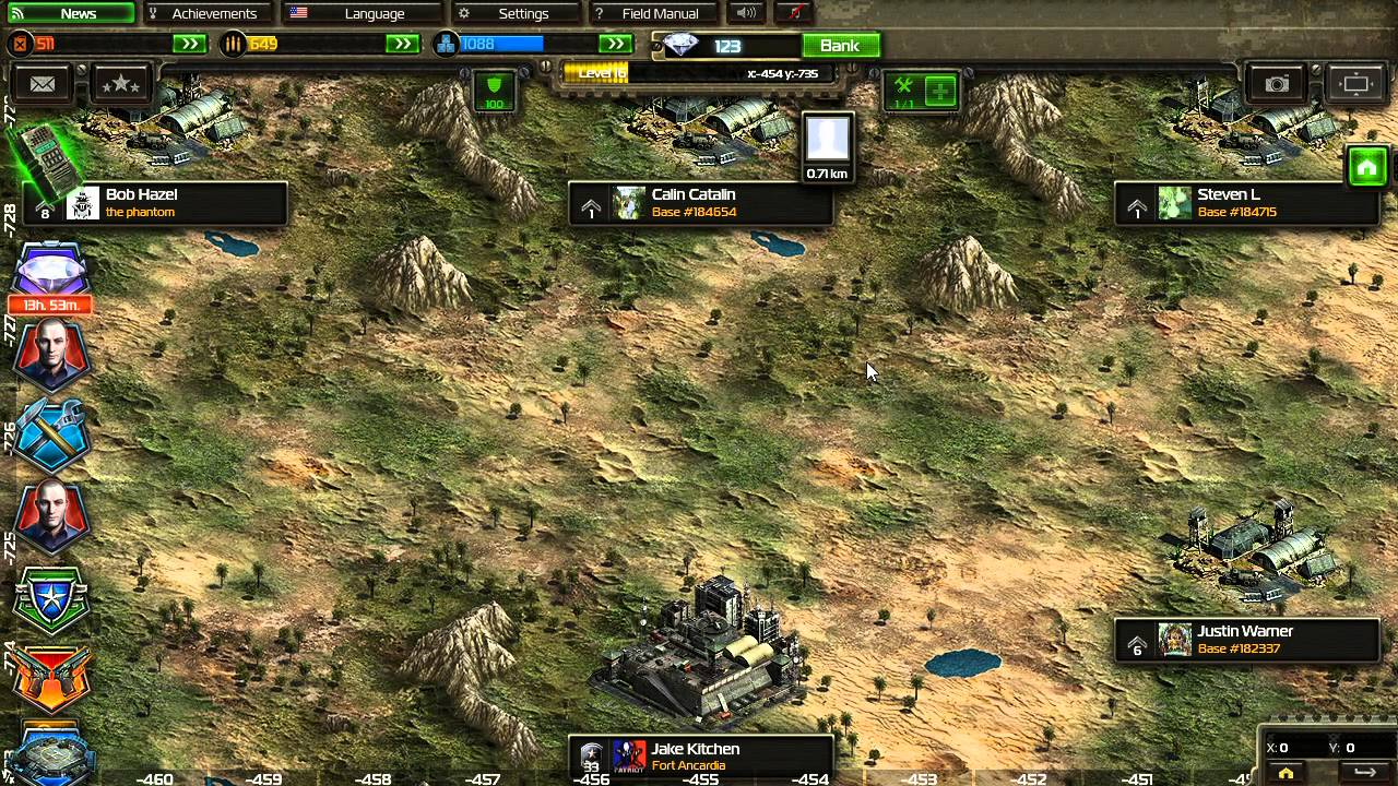 play strategy games online for free