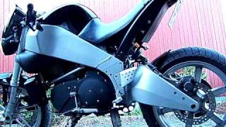buell xb9 without exhaust