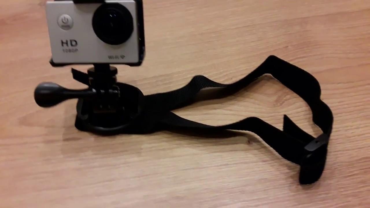 Как закрепить камеру на самодельный диск фото