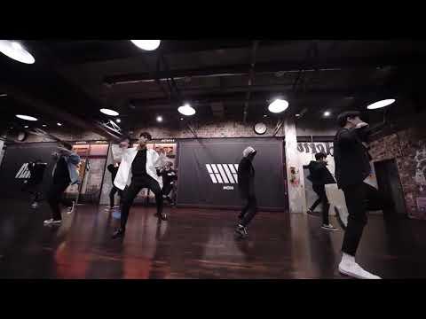 [MIRRORED] IKON - 'I'M OK' Mirrored Dance Practice 안무영상 거울모드