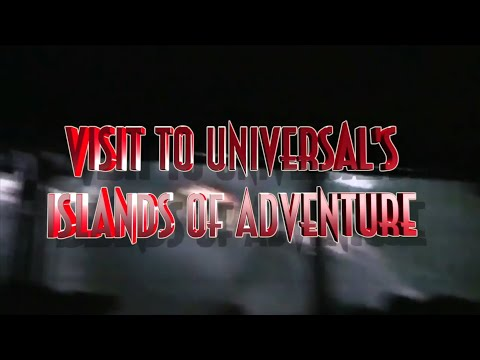 FLORIDA TRIP : EPISODE 8 ISLANDS OF ADVENTURE