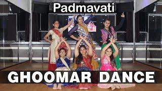 Padmavati : Ghoomar Song | Deepika Padukone | Dance Choreography | Step2Step Dance Studio