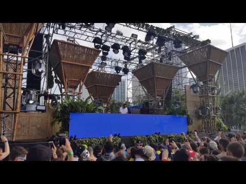 Afrojack jacked radio stage ultra music festival 2017 day 3