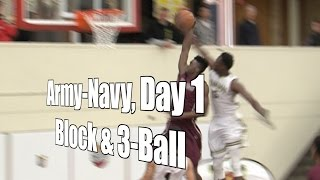 Army-Navy Block & 3-Ball Sequence, UA Holiday Classic at Torrey Pines, 12/26/15