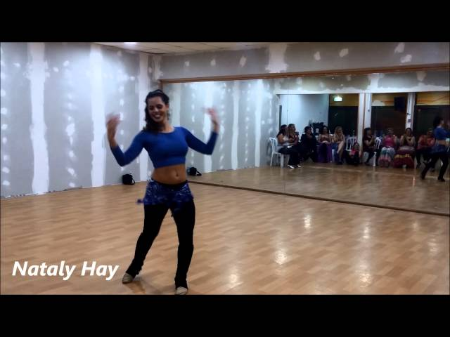 Nataly Hay Belly Dancer ???? ?? ?????? ??? Raqs Sharqi