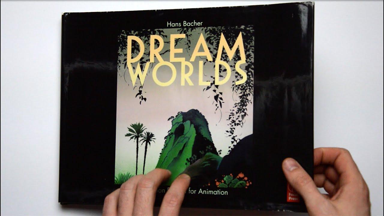 Flip Through - Dream Worlds, Production Design for