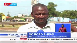 No road ahead: Kenyans raise concerns over unfinished construction on Thika Superhighway