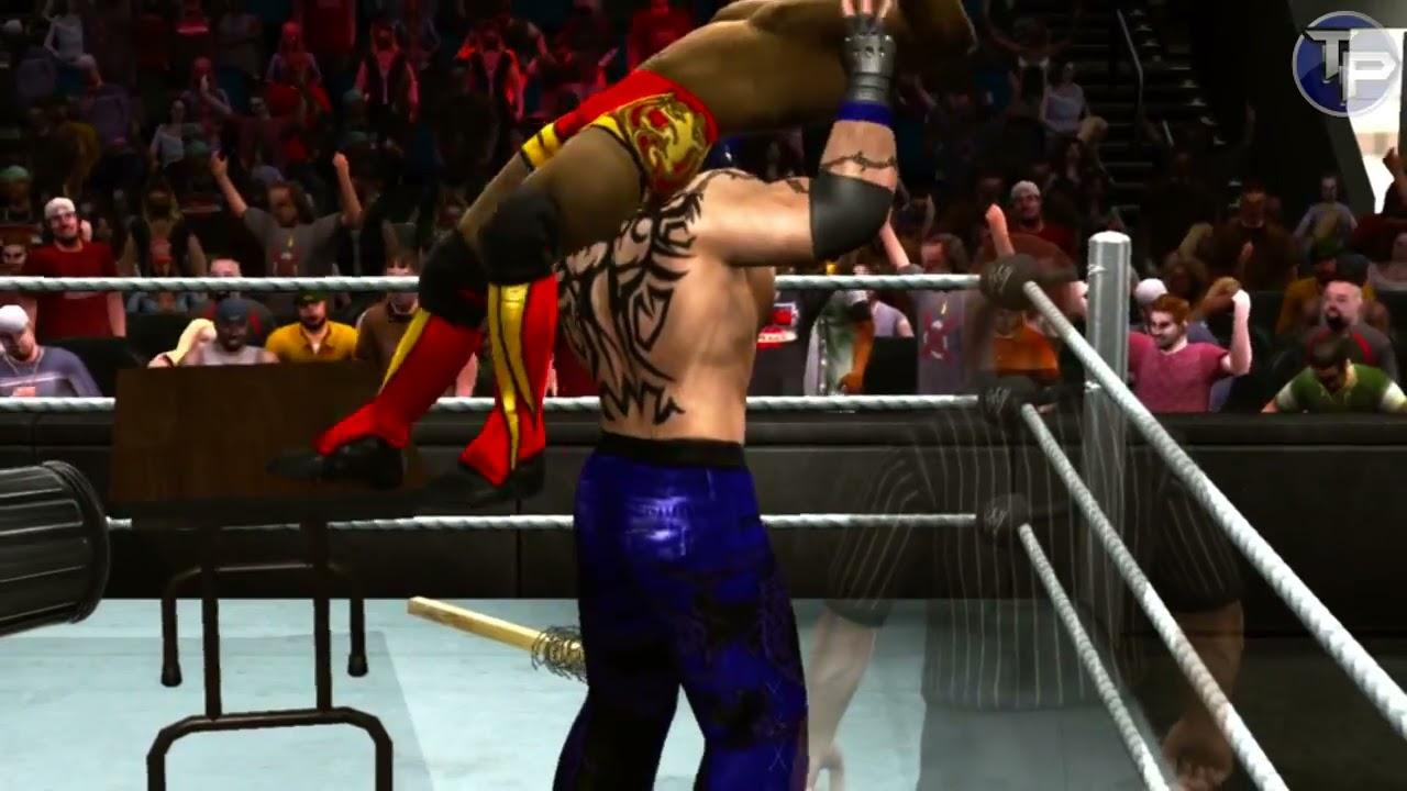 Hardcore Wrestling Games 97
