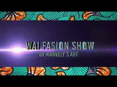La Waï Fashion Show by Marvely's Art